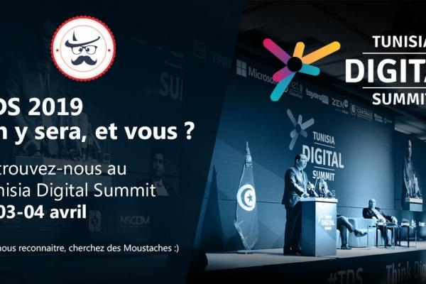 tunisia digital summit agence moustache