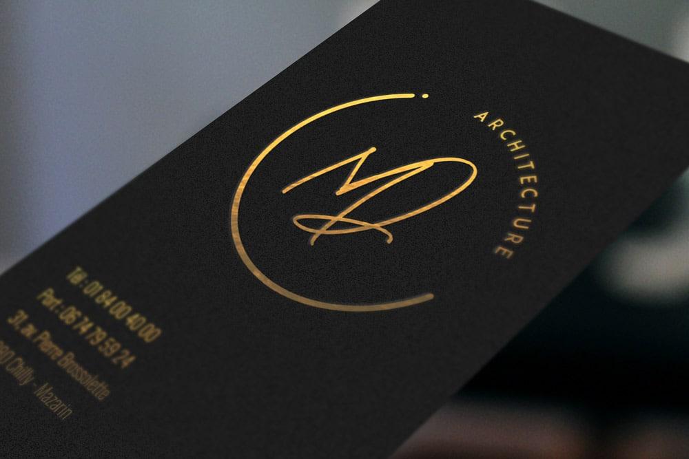 Logo MD Archi