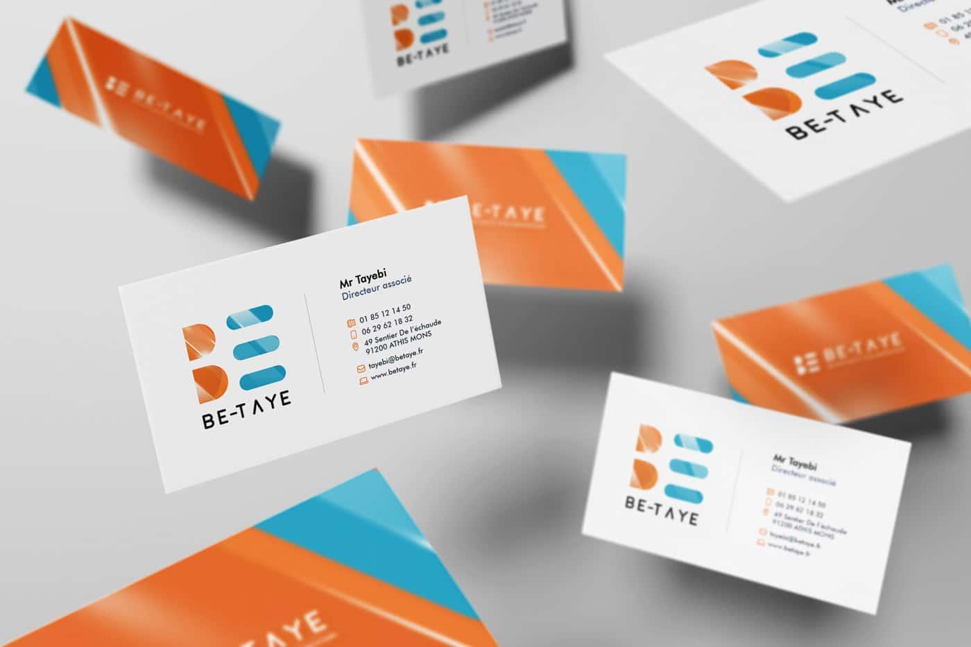 Création de logo Be-Taye