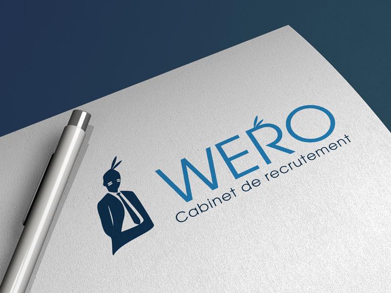 création logo cabinet de recrutement
