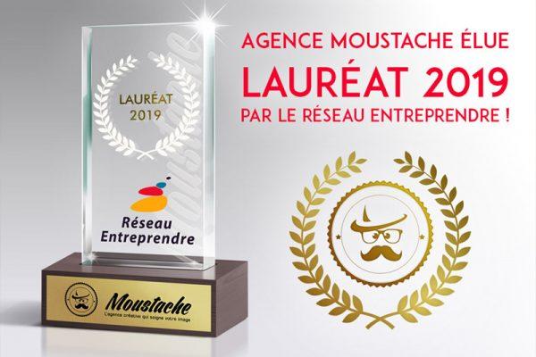 Lauréat réseau entreprendre Essonne