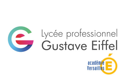 Logo du lycée professionnel Gustave Eiffel Massy