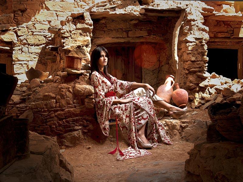 photographie Sahar el Maataoui Kasbah